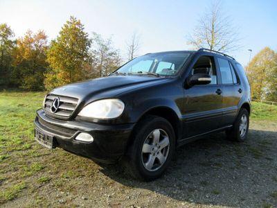 gebraucht Mercedes ML270 M-KlasseCDI Vollausstattung! AluF