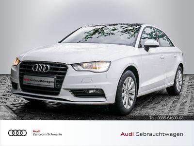 gebraucht Audi A3 Attraction 1.6 TDI clean diesel NAVI EU6