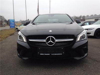 "gebraucht Mercedes CLA200 CDI Urbanpaket +ILS LED-Scheinwerfer+Navi+18"" Alu"