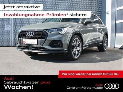 gebraucht Audi Q3 45 TFSI qu. Stronic advanced AZV LED NAVI