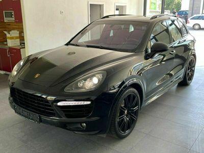 gebraucht Porsche Cayenne Turbo- Design-Pano-Carbon-Keramik