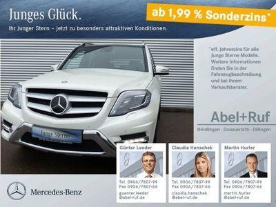 gebraucht Mercedes GLK350 CDI 4M AMG Distronic Comand AHK ILS Pano