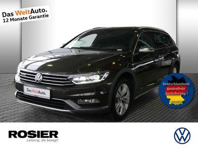 gebraucht VW Passat Alltrack 4M LED Standhzg. LED Navi Kamera