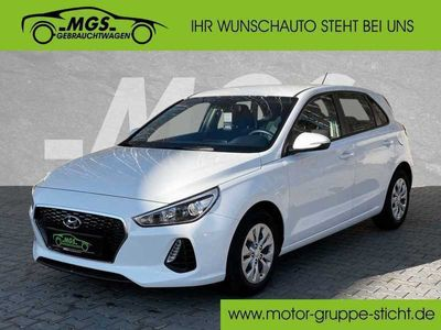 gebraucht Hyundai i30 1.4 Pure #KLIMA #EU-REIMPORT, Gebrauchtwagen, bei MGS Motor Gruppe Sticht GmbH & Co. KG