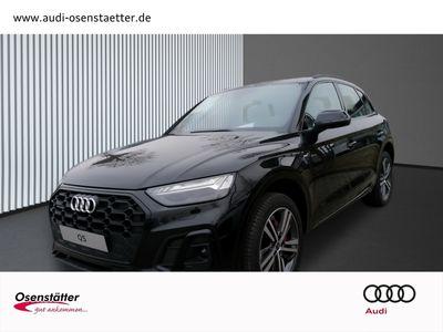 gebraucht Audi Q5 40 TDI qu S-Line ABT-Power Matrix-LED B&O Pano Assist