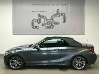 gebraucht BMW M235 Cabrio /NAVI-Prof./Bi-Xenon/LEDER/