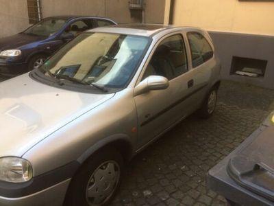 gebraucht Opel Corsa B 1.0 54 PS Servo 2.Hand
