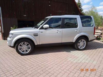 gebraucht Land Rover Discovery SDV6 HSE 4