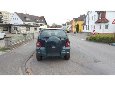 gebraucht Renault Scénic RX4 2.0 16V Luxe