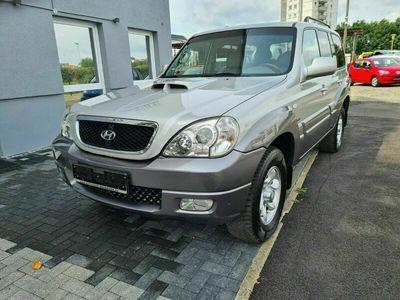 gebraucht Hyundai Terracan 2.9 CRDi GLS
