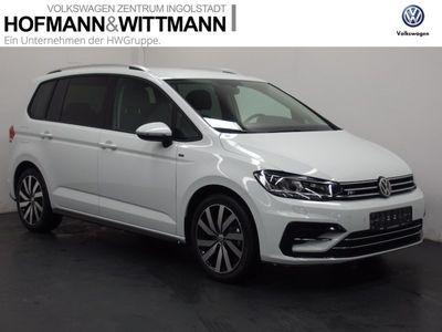 gebraucht VW Touran R-line Einparkhilfe