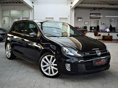 gebraucht VW Golf VI GTD # Bi-Xenon # PDC v&h # Navi #