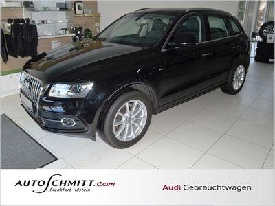 gebraucht Audi Q5 2.0 TDI S-line quattro ACC Xenon PDC Klima
