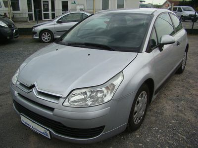 gebraucht Citroën C4 HDi 90 FAP Advance++2.HAND++KLIMA++DPF++