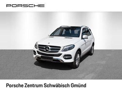gebraucht Mercedes GLE400 GLE-Klasse (BM 166)(04.2015- ) 4Matic (166