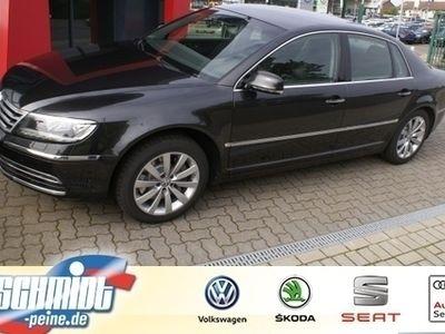 gebraucht VW Phaeton V6 TDI Autom. 4M 5-Sitzer Luft ACC
