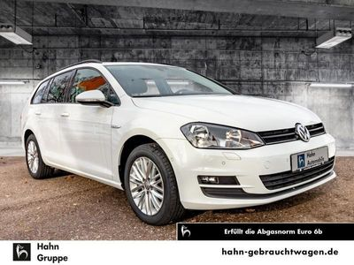 gebraucht VW Golf Variant CUP VII 1.6TDI Climatr Navi Einpark