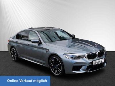 gebraucht BMW M5 xDrive B&W AHK Leas. ab 868,- br. o. Anz.