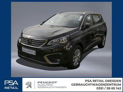 gebraucht Peugeot 5008 Active PureTech 130 Nav/Einparkhilfe/7Sitze