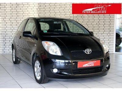 gebraucht Toyota Yaris 1.0 VVT-i 3t Sol Klima Radio/CD wenig Km
