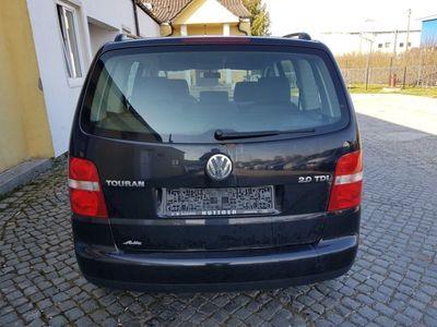 gebraucht VW Touran Trendline Euro 4