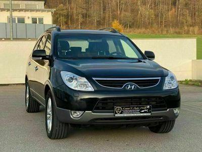 gebraucht Hyundai Veracruz Premium 7 Sitzer Leder Navi Tüv/Au 10.2021