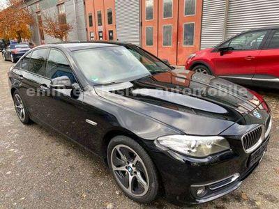 gebraucht BMW 530 d xDrive Lim. Head-Up/Leder/ LUXURY Design