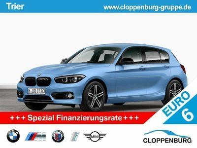 gebraucht BMW 118 i 5-Türer Edition Sport Line