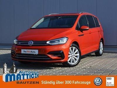 käytetty VW Touran 1.8 TSI BMT DSG R-LINE EXTER./7-SITZER/AC