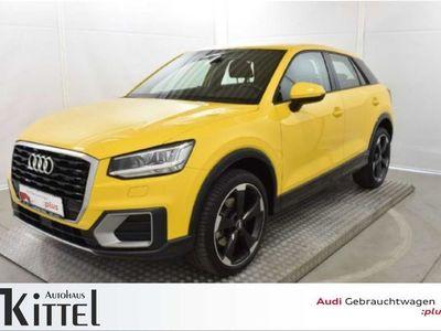 gebraucht Audi Q2 Design 1.6 TDI 85kW 6-Gang