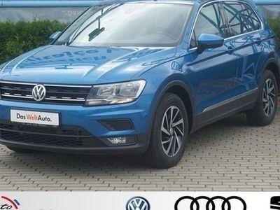 gebraucht VW Tiguan 2.0 TDI Join AHK Navi ACC