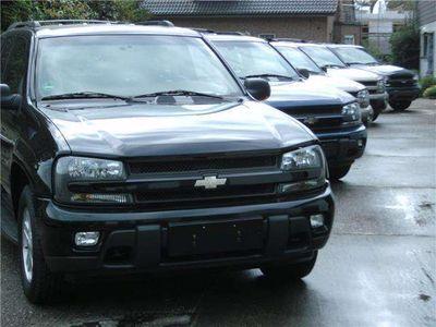 gebraucht Chevrolet TrailBlazer AB: 4950,- INZAHLUNGNAHME MÖGL***