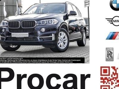 gebraucht BMW X5 sDrive25d Komfortzugang Xenon Leder SHZ PDC