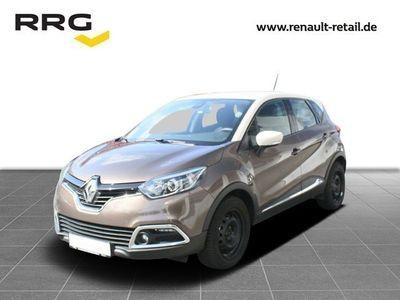 gebraucht Renault Captur LUXE dCI 90 EDC Automatic