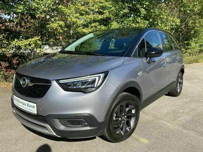 gebraucht Opel Crossland X 1.2 2020 AT Navi Lenk/SHZ R-Kam