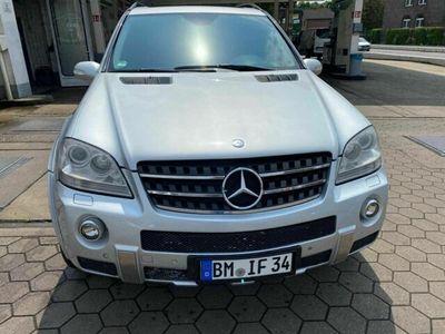 gebraucht Mercedes ML500 W164AMG TÜV Neu!! V8 388PS