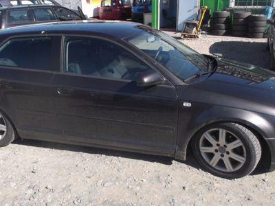 gebraucht Audi A3 2.0 TDI Ambiente