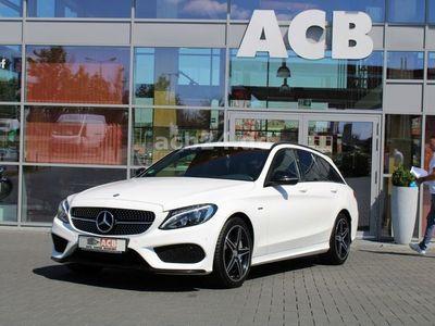 gebraucht Mercedes C450 AMG 4-M LED*Night-P.*Sportabgas*Navi*MBUX
