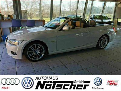 gebraucht BMW 330 Cabriolet d *M-Sportpaket* *Xenon,PDC* als Cabrio/Roadster in Lohr bei Rothenburg