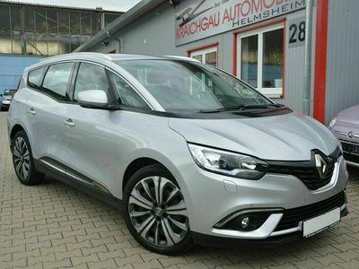 gebraucht Renault Grand Scénic 110 DCI*KLIMAAUT*NAVI*PDC*TEMPO*EU6