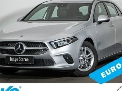gebraucht Mercedes A180 Style*MBUX Navi*LED*Kamera*Parkassistent*
