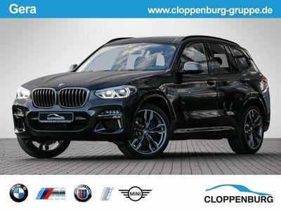gebraucht BMW X3 M40d UPE: 84.220,-
