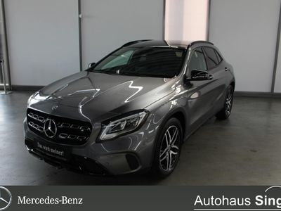 gebraucht Mercedes GLA180 Sport Utility Vehicle