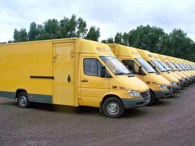 gebraucht Mercedes Sprinter 308 CDI DPF bei Gebrachtwagen.expert
