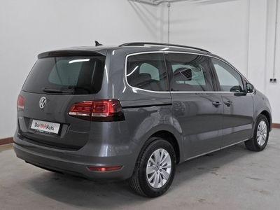 gebraucht VW Sharan Comfortline 2.0 TDI 7-Sitzer ACC Navi Pdc Sitzhzg. Tel. KLIMA ALU