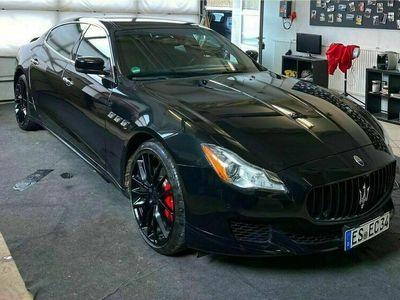 gebraucht Maserati Quattroporte als Limousine in Hedelfingen