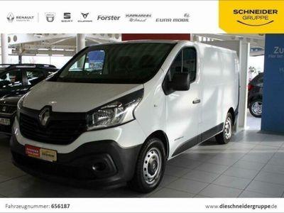 gebraucht Renault Trafic 1,6 dCi 120 Kasten L1H1 2,7 t Komfort