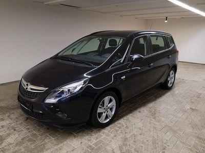 gebraucht Opel Zafira Tourer Drive CD600 IntelliLink Klimaautomatik Sitzheizung