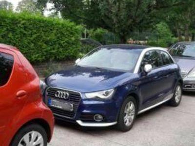 gebraucht Audi A1 1.2 TFSI Ambition Contrast Edition Sportpaket