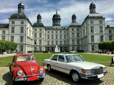 gebraucht Mercedes 280 SE W116 Schiebedach, erst 71tkm Top Zustand